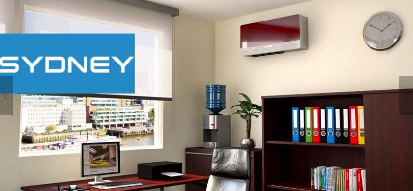 Klimatizace bez venkovní jednotky Sydney