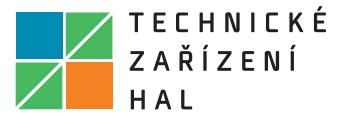 Technické zařízení hal – Praha